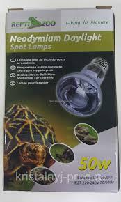 <b>Неодимовая лампа дневного</b> света для террариумов Neodymium ...