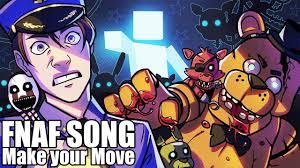 FNAF ULTIMATE CUSTOM NIGHT SONG (<b>Make Your Move</b>) LYRIC ...