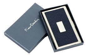 Купить <b>визитница в металлическом</b> корпусе pc1139 blue от Pierre ...