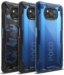 <b>Poco</b> X3 NFC <b>Case</b> | Ringke Fusion-X