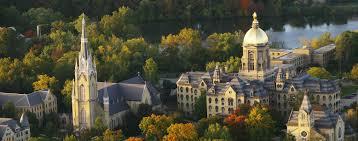 「University of Notre Dame 2016」の画像検索結果