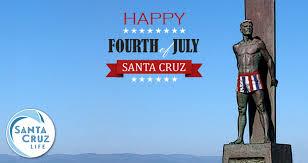 Santa Cruz 4th of July 2017 Events
