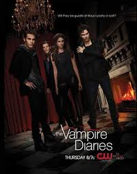 THE VAMPIRE DIARIES 1ª Temporada Dublado / Legendado Online