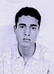 Il y a un an disparaissait <b>Walid Hosni</b>, né en 1987, étudiant inscrit en <b>...</b> - Walid_Hosni-182x250