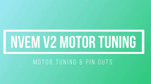 Connecting to your <b>Nvem</b> Part <b>4</b>- Motor tuning and <b>Mach 3</b> ...