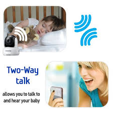 Image result for Samsung Safeview Video Baby Monitor SEW-3037