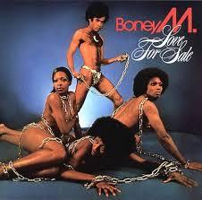 <b>Boney M</b>. – <b>Love</b> for Sale; 1977. | Okładki albumów, Płyty winylowe ...
