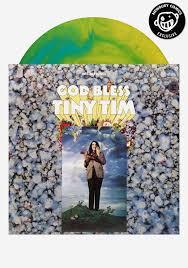 Tiny <b>Tim</b>-God Bless Tiny <b>Tim</b> Exclusive LP <b>Color</b> Vinyl   Newbury ...