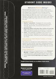 masteringbiology r pearson etext s jane b reece masteringbiology r pearson etext s jane b reece 9780321686503 com books
