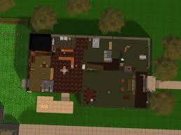 Mod The Sims   Brady Bunch TV House