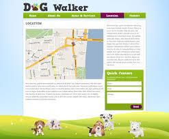 dog walker website template dog walking templates phpjabbers dog walker template 42