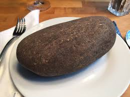 Image result for images of bread and stones