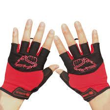 HuwaiH Cycling <b>Gloves</b> Mountain Bike <b>Gloves Anti</b>-<b>Slip</b> Shock ...
