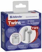 <b>Наушники Defender Twins 630</b> — Отзывы