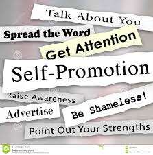self promotion headlines marketing publicity attention stock self promotion headlines marketing publicity attention