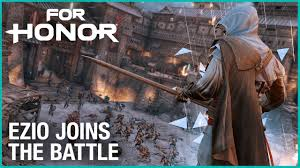 For <b>Honor</b>: Fight Ezio in Assassin's Creed Crossover | Ubisoft [NA ...