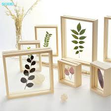 SUHE <b>Wooden Vintage</b> Mini Multi Photo Pictures Frames Home ...