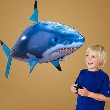 Toys & Hobbies <b>Remote</b> Control <b>Flying Fish</b> RC Plastic Inflatable Air ...