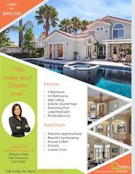 design a real estate flyer lancer 58 for design a real estate flyer by janvijshah
