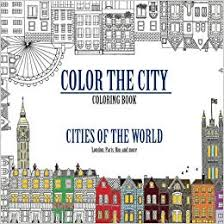 Amazon.com: <b>Color</b> the City: Coloring Book of City Skylines <b>Across</b> ...