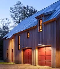 Red Garage Door Exterior Traditional With Double Doors Hand Front - Exterior garage door