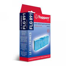 Комплект <b>фильтров Topperr FLG</b> 891 для пылесосов LG - купить ...