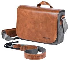 <b>Сумка для фотокамеры</b> Olympus Messenger bag (E0410225 ...