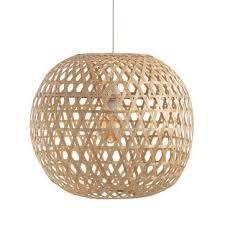 <b>Светильник</b> в форме шара из бамбука, CORDO <b>LA REDOUTE</b> ...