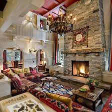 rustic cabin furniture ideas living room furniture stone fireplace cabin furniture ideas