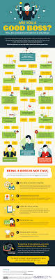 are you a good boss infographic are you boss material dv4 1