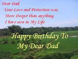 Daddy Birthday Quotes. QuotesGram via Relatably.com