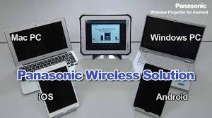 Panasonic добился универсальной Wi-Fi совместимости своих ...