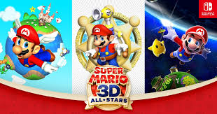 <b>Super Mario</b>™ 3D All-Stars for the Nintendo Switch™ system ...