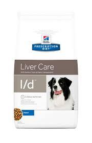 <b>Hill's Prescription Diet L/D</b> Liver Care Original Dry Dog Food - 2Kg ...