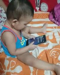 Playing with the <b>phone</b> . . . . . . . . . . . . . <b>happybaby</b> happybabyboy ...