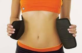 Пояс на талию для похудения