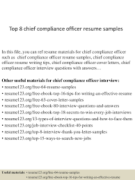 topchiefcomplianceofficerresumesamples conversion gate thumbnail jpg cb