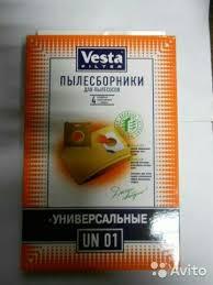 <b>Пылесборники Веста</b>-Фильтр UN 01 – купить в Москве, цена 200 ...