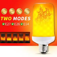 E26 <b>LED Bulb</b> E27 led Flame Lamps <b>Candle lamp</b> E14 220V ...
