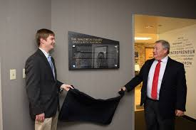 college of business opens new entrepreneurship center news 9 2016 business administration