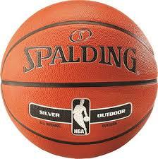 <b>Мяч Spalding NBA Silver</b> с логотипом NBA 83016 купить в ...