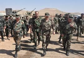 Image result for ضربه کاری مقاومت به تروریستها در حماه