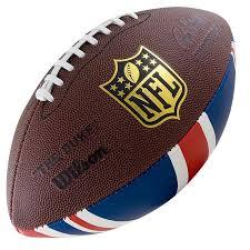 <b>Мяч</b> для американского футбола <b>WILSON</b> NFL Team Logo арт ...