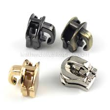 <b>1 x Solid Brass</b> Swivel Eye Rotating Connector Double End D ring ...
