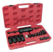 Diesel <b>Injector</b> Extractor Set - <b>14 Piece</b> – FAB AUTO PARTS