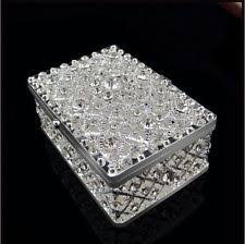 <b>Metal</b>/Mesh Collectable Decorative Boxes & <b>Trinkets</b> for sale | eBay