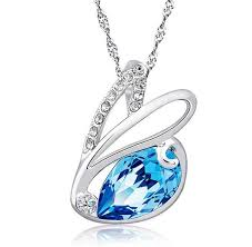 Crystal Rabbit Pendant Necklace Coupons, Promo Codes & Deals ...