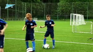 Академия <b>футбола</b>. Урок №5. Разминка - YouTube