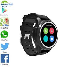 H8 Smart Watch Android 7.1 OS MTK6739 <b>Quad Core</b> 1.28GHz 1GB ...