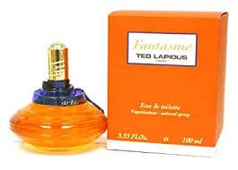 Fantasme by Ted Lapidus 100ml 3.3oz EDT Spray ... - Amazon.com